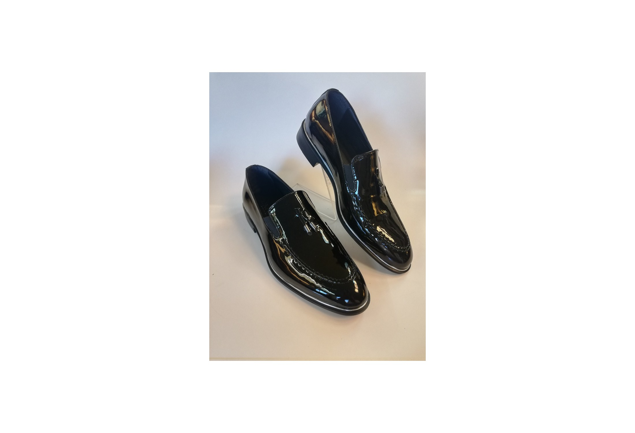 buty czarne męskie
